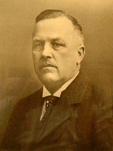 Per Anderson (1861–1942), Thermias grundare